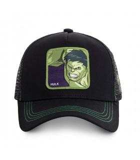 Casquette Capslab Marvel Hulk noir
