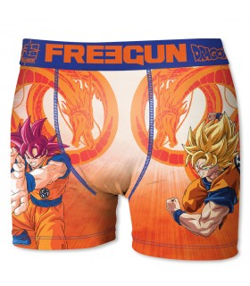 Boxer Garcon Goku Freegun