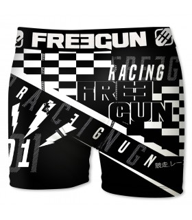 Lot de 3 boxers Homme Freegun Multicolore