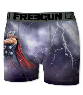 Boxer garçon Marvel Thor Violet