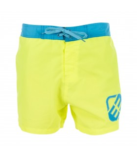 Boardshort court FREEGUN JAUNE homme