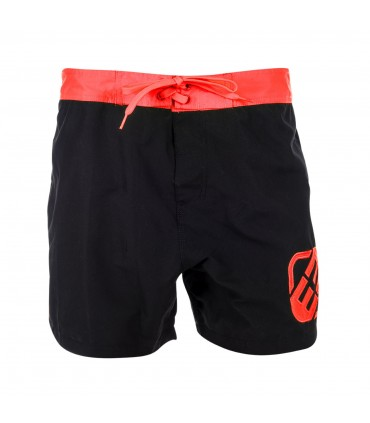 Boardshort Court Freegun Boyz Rouge