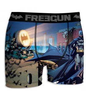 Boxer Homme Freegun DC Comics Night Bleu