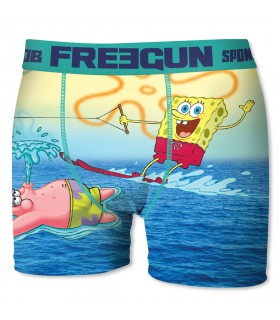 Boy's Spongebob Surf Boxer