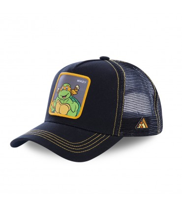Casquette Homme Tortues Ninja Mikey CapsLabs