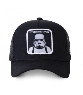 Casquette CapsLabs Stormtrooper noir