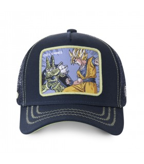 Casquette Capslab Dragon Ball Z Cell Games noir