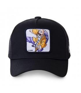 Casquette Capslab Dragon Ball Z Tortue Géniale Noir