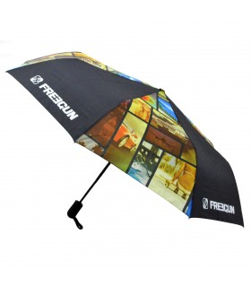 Parapluie Freegun photos Pliable Noir