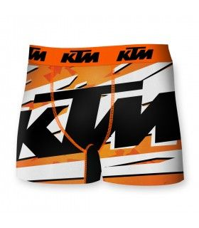 Men's KTM microfiber Orange Boxer