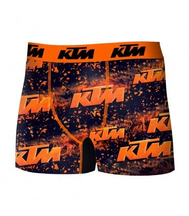 Men's microfiber KTM5 Black Boxer