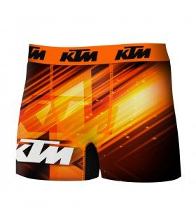 Men's microfiber KTM5 Orange Boxer