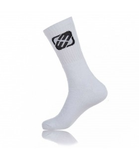 Lot de 6 paires de chaussettes tennis Freegun garçon Blanc