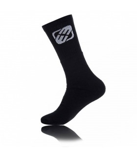 Lot de 6 paires de chaussettes tennis Freegun homme Noir