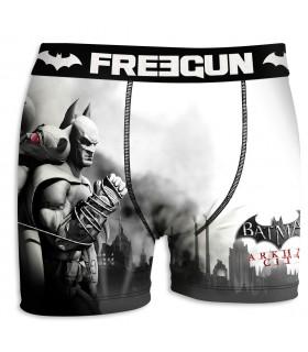 Boxers homme microfibre Packx5 Freegun DC Comics Batman E1