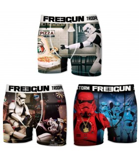 Men's Stormtrooper Colored Boxers E1