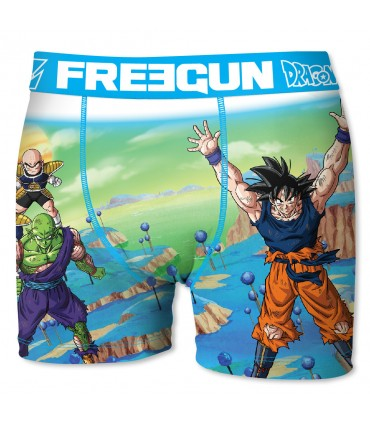 Boxers homme microfibre Packx3 Freegun Dragon Ball Z E1
