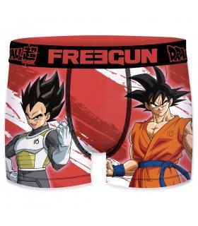 Boxer garçon Dragon Ball Super Friends Freegun