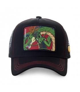 Casquette trucker Capslab Dragon Ball Z Shenron Noir