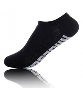 Lot de 7 Paires de Chaussettes Homme Tige Courte Uni Noires