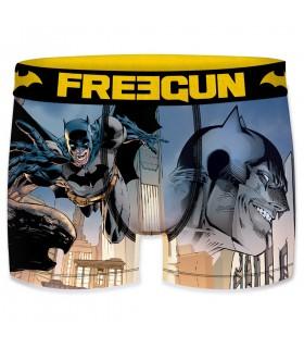 Lot de 2 boxers Garçon Freegun DC Comics Multicolore