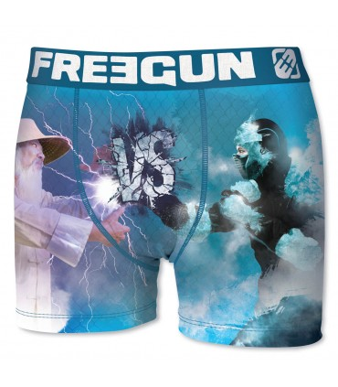 Lot de 5 Boxers Garçon Premium Vs 2 FREEGUN