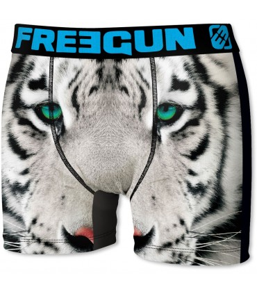 Lot de 5 boxers Savane Multicolore