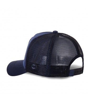 DC Comics Batman Navy Blue Cap with mesh