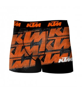 Boxer homme KTM4 Orange
