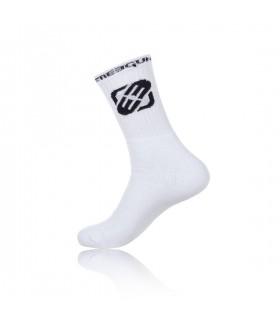 Lot de 7 paires de chaussettes tennis homme Freegun Blanc