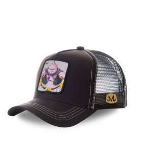 casquette capslab dragon ball z buu marron