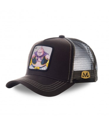 Casquette trucker Capslab Dragon Ball Z Buu Marron