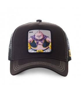 vu de face casquette capslab dragon ball z buu