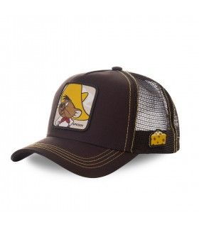 Looney tunes Speedy Brown Cap with mesh