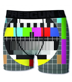 Men's Tv Black Boxer