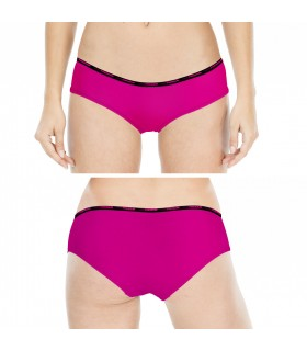 Boxer fille soft touch rose freegun