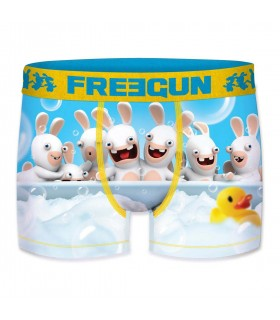 Pack of 3 men's Raving Rabbids Boxers G1