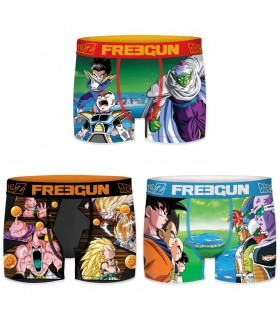 Pack of 3 men's Dragon Ball Z Boxers G2