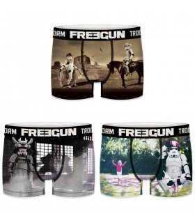 Pack of 3 men's Stormtrooper Boxers G3