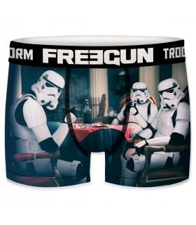 Pack de 5 boxers homme Freegun Stormtrooper G2
