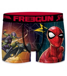 Pack of 3 boy's Spider Man Boxers G1