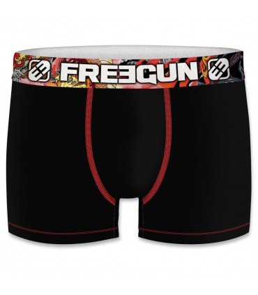 Lot de 6 boxers homme Freegun G2