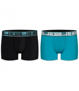 Lot de 2 boxers Garçon Freegun G1