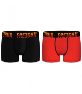 Lot de 2 Boxers Garçon Freegun G2