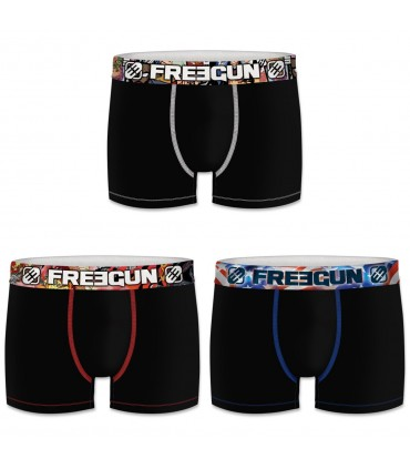 Pack of 3 boy's Boxers G1