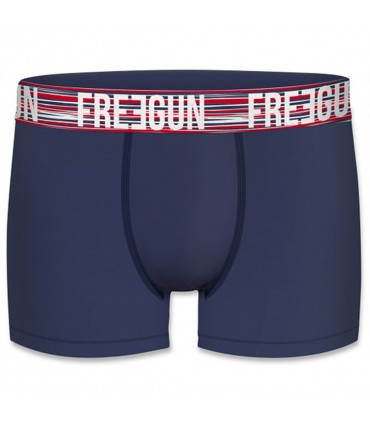 Lot de 4 Boxers Garçon Freegun uni