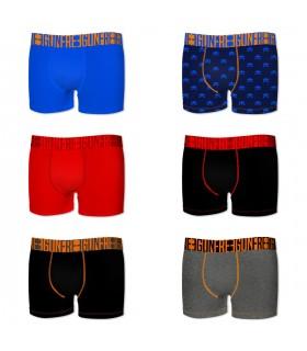 Lot de 6 Boxers homme Colors G1