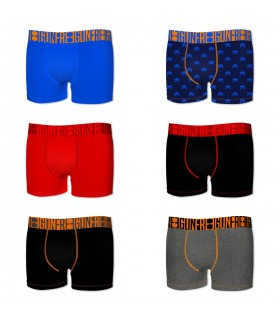 Pack of 6 men's Boxers G1