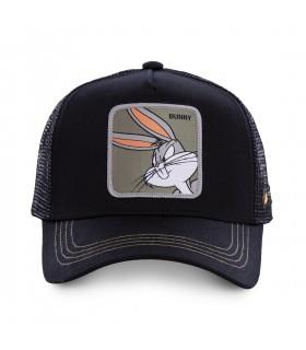 Casquette Capslab Looney Tunes Bunny noir