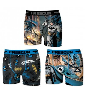 Lot de 3 Boxers microfibre homme DC Comics Batman E2